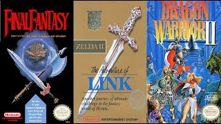 Top 10 Worst JRPG Dungeons - 8 Bit Edition (NES and SMS)