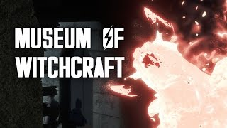 The Museum of Witchcraft and the Pristine Deathclaw Egg - Is it Wrong to Cook It?