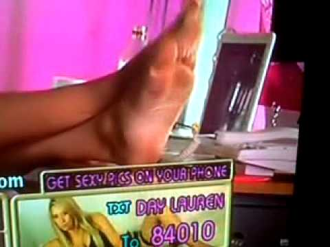 chatgirl amanda feet.3GP