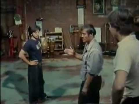 Bruce Lee by Dan Inosanto RARE Image 1