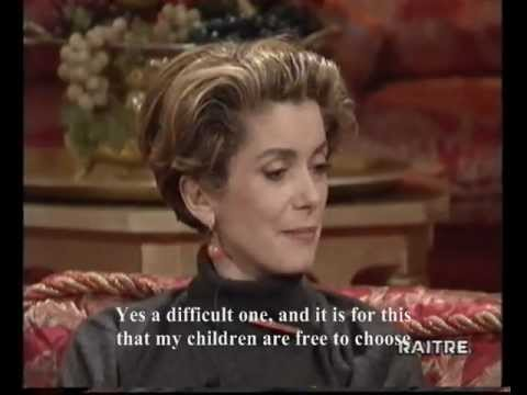 Talk show Harem: Catherine Spaak interviews Catherine Deneuve.wmv
