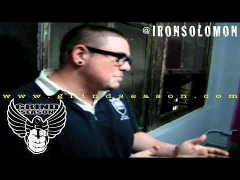 Iron Solomon interview w/ Grind Season Tv