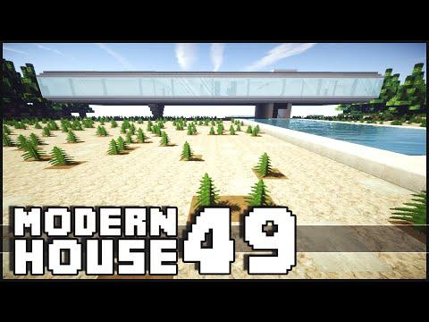 Minecraft - Amazing Modern House 49 (Villa Kogelhof)