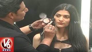 Beauty Tips | Youth Shows Interest On Artificial Eyelashes | City Life | V6 News