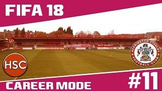 EMBARRASSING! FIFA 18 Accrington Stanley Career Mode #11