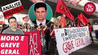 Análise Política com Rui Costa Pimenta (18.6.19) - Moro e Greve Geral