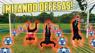 IMITANDO AS DEFESAS DO ARTHUR!! ( alguém conseguiu? )