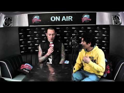 Planet Hollywood Germany - WEtunes Interview with Matt Heafy (Trivium)