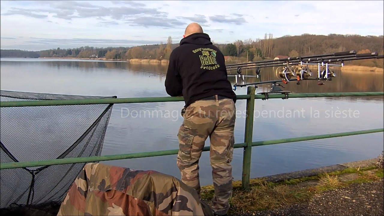 Quel pression pour la pêche sur le brochet doit être