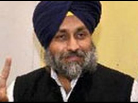 Authority of Govt challenged: Sukhbir Singh Badal