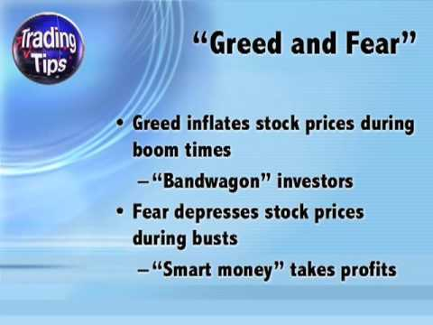 Stock Market Psychology - Overcome Greed and Fear - TradingTips.com