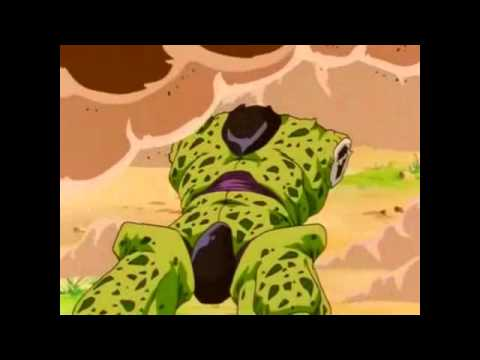 Error En Dragon Ball Z (Saga Cell)