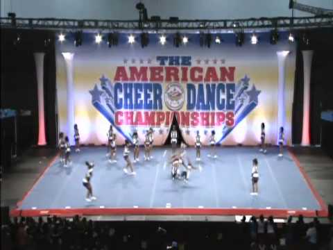 Platinum Elite Lady Rockets-Jr Sm Lvl 3 2012