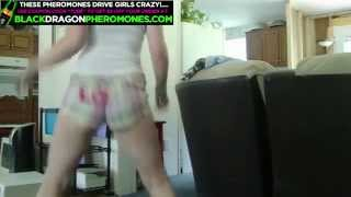 Striptease and twerking lessons at home