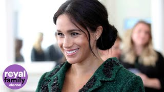 Happy 38th birthday to the Duchess of Sussex!