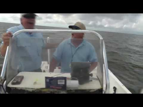 Speckfishing on Calcasieu Lake