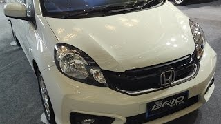 In Depth Tour Honda Brio Satya E M/T - Indonesia