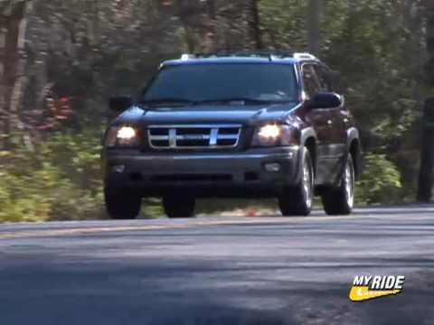 Volkswagen Beetle Video - 2008 Isuzu Ascender