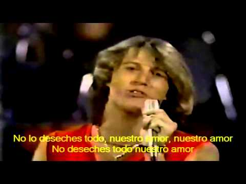 ANDY GIBB - (Our love) Don't throw it all away-Subtitulos en Español