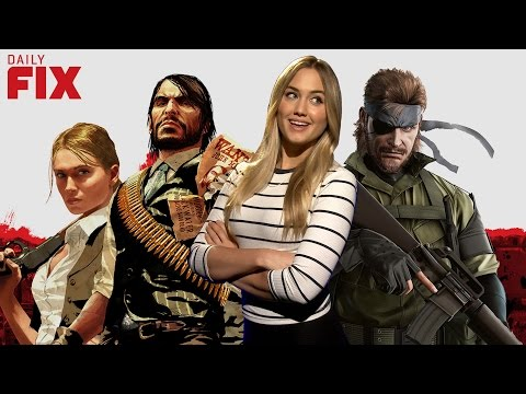 Next MGS Game Details and 360 Games Reveal - IGN Daily Fix