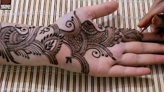 Full Hand Teej Mehendi Design 4 Dulhan| Latest Easy Henna Mehndi Pattern for Hands | MehndiArtistica