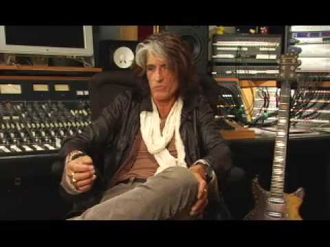 Joe Perry Talks