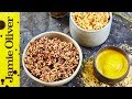 How To Make Mustard | Oktoberfest |  Maddie - Jamie's Food Team
