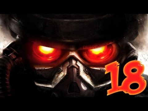 Proxy Plays Killzone HD Part 18 'Cardboard Mushrooms'