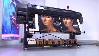 HP Latex serie 500 in diretta da drupa 2016