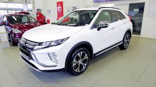 Review of the 2018 Mitsubishi Eclipse Cross