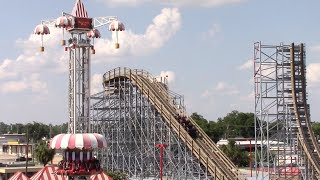 ZDT's Amusement Park June 2016 Park Footage