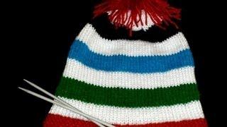 Download Multi Colored Pom Pom Hat in Urdu/Hindi by Azra Salim 3Gp Mp4