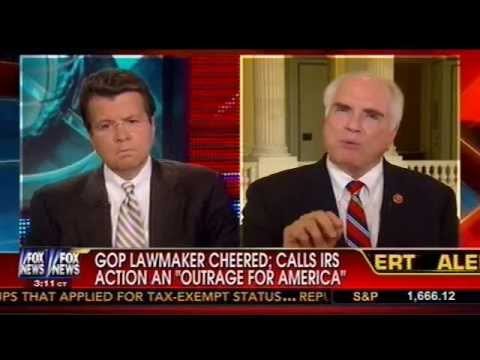 Rep. Mike Kelly Discusses IRS Hearing on FNC's Your World w/Neil Cavuto