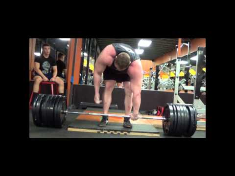Squat and Deadlift Training #5 Image 1