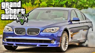 GTA 5 BMW Turbo - Carros GTA