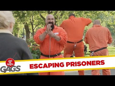 Helping Prisoners to Escape