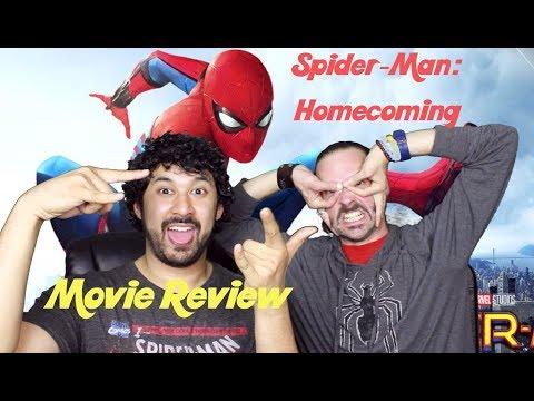 SPIDER-MAN: HOMECOMING - MOVIE REVIEW!!! thumbnail