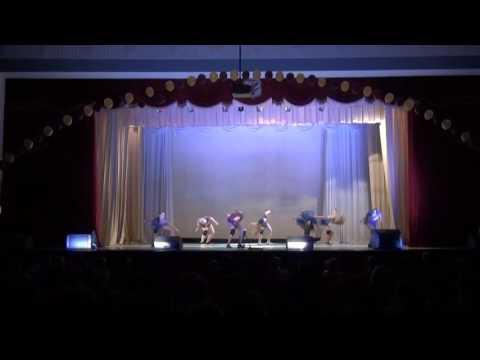 Джаз фанк (Jazz-funk) в Челябинске (школа танцев Study-On) 2016