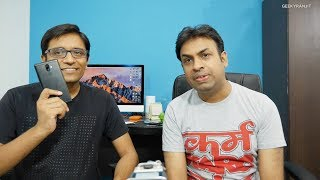 Not Reviewing The Lenovo K8 Note