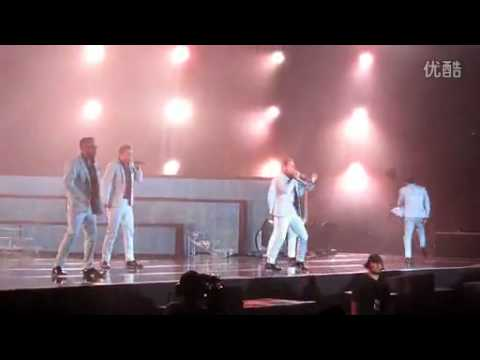 Backstreet Boys - Don't Want You Back [Beijing 25-05-2013]