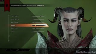 Pretty Female Qunari Inquisitor:Vekka