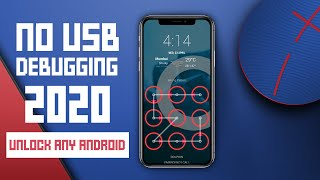 !! No USB DEBUGGING REQUIRED !! How to Unlock Any Android Phone