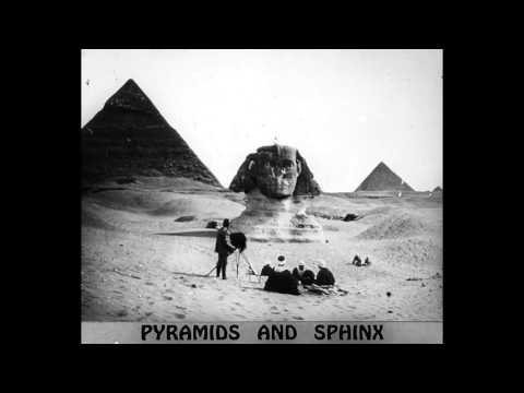 Pyramids of Giza & the Sphinx HOAX built mid 1700 into 1800's few hundred years old  part 2