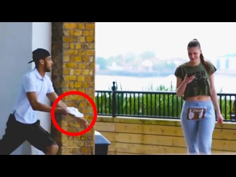 Top 5 Pie in the Face Pranks - Funniest Public Pranks 2017