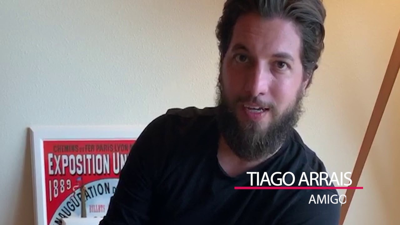 Tiago Arrais - Feliz Aniversário Caio!