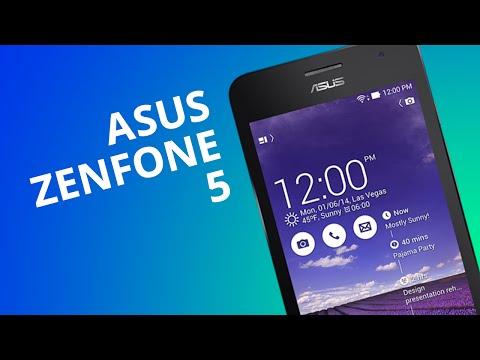 Análise ASUS Zenfone 5: um concorrente de peso para o Motorola Moto G