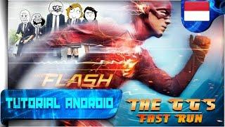 Cara Edit Video Seperti GGS / The Flash - Lari Kencang |  Flash Effect | Tutorial Android #80