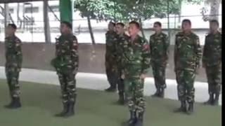 Bangladesh Army Training UACC Course 28