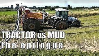 MUST SEE! Tractor VS Mud (the Epilogue)