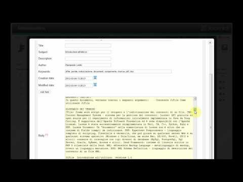 Joomla how to search into file pdf, doc, jpeg, xls, odt